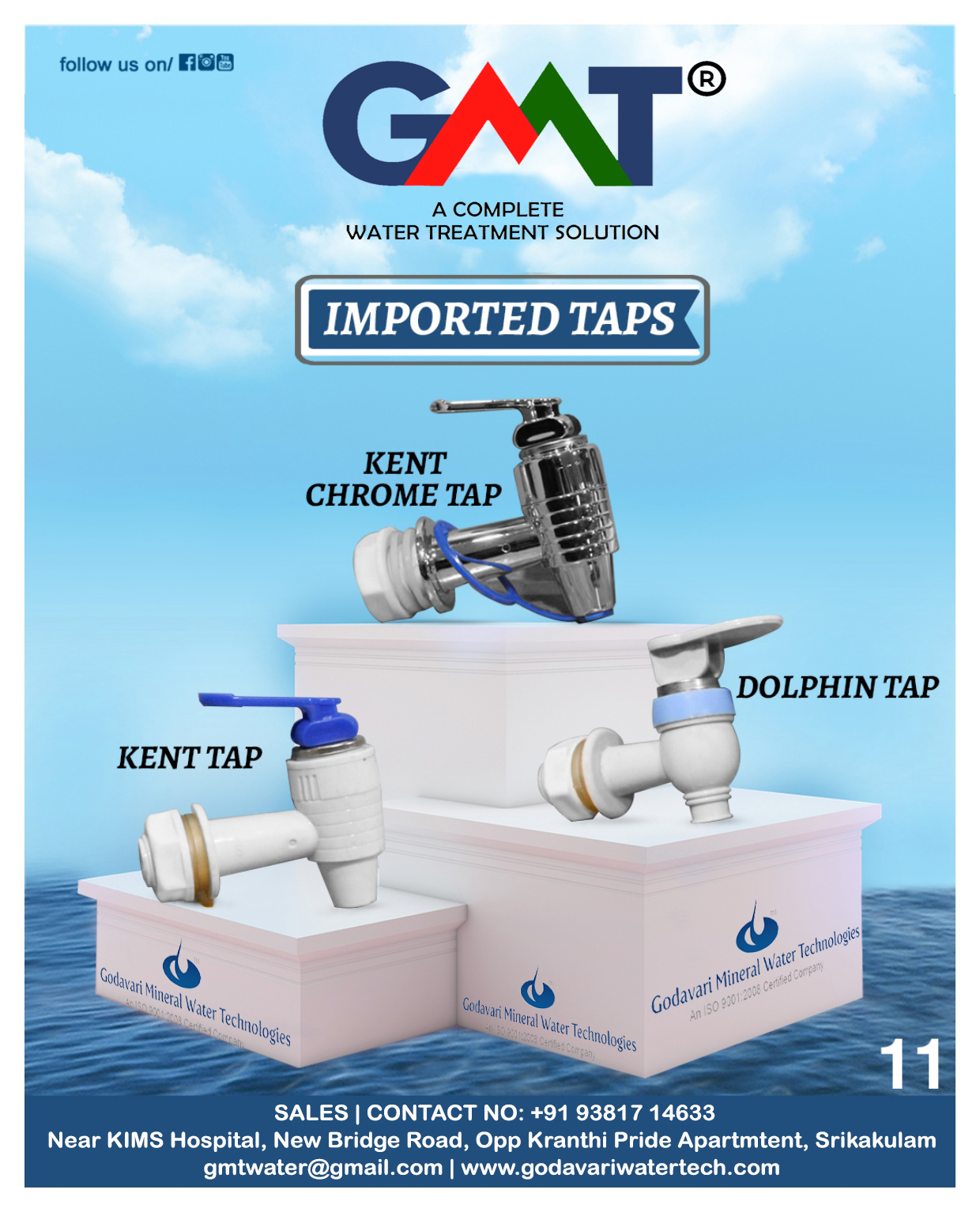 IMPORTED TAPS Image
