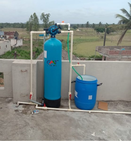 GMT Water Softener